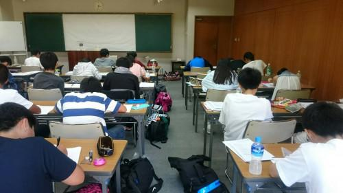 中3 夏期勉強合宿@八女グリーンピア!その1