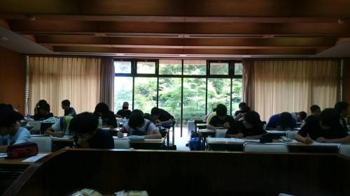 中3 夏期勉強合宿@八女グリーンピア!その2