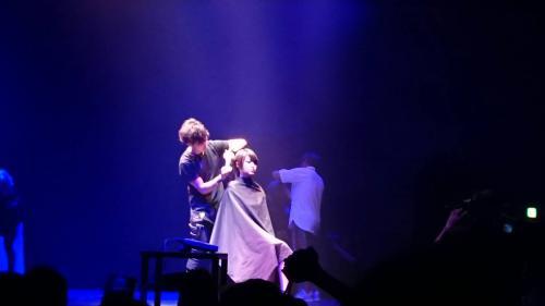 美容師さんの大会!!(*^^*) ~HDC~