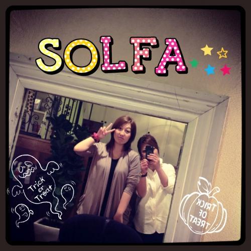 ☆地元長崎の友達がSOLFAにやって来た☆(*´з`)