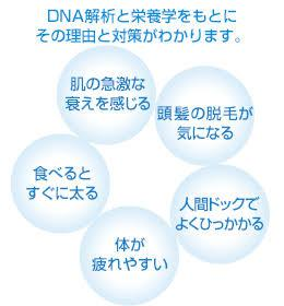 ★麻布十番エステ★遺伝子解析ダイエット★