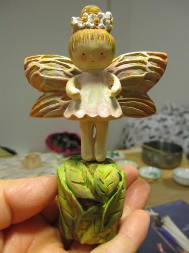 可愛いお人形