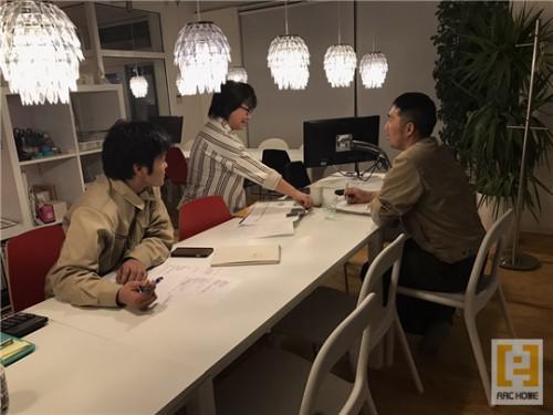 白熱!札幌市東苗穂アークホーム定例会議!新築注文住宅への想い