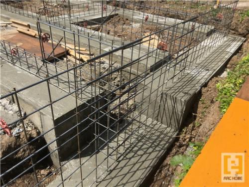 ☆新築戸建物件☆札幌市建築中現場情報を更新!型枠解体・布基礎