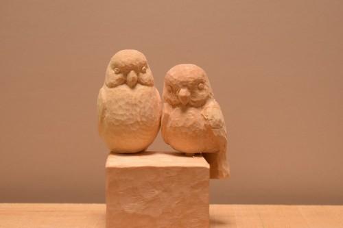東京から通える木彫りのお稽古
