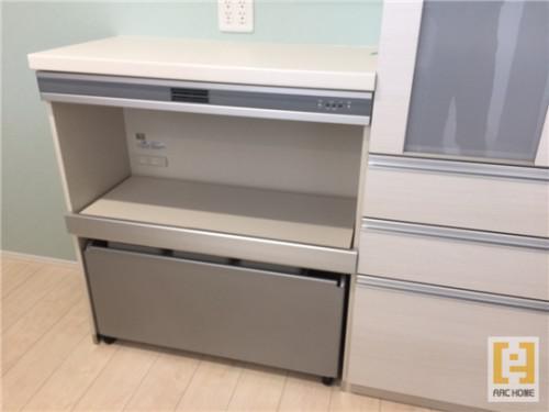 新築注文住宅で叶えるキレイなキッチンゴミ箱・分別スペース☆