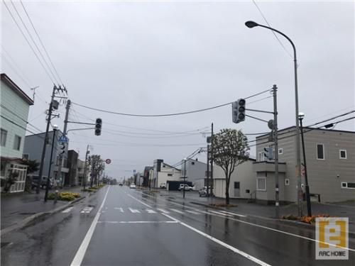 台風18号北海道上陸!防風・大雨・高波!停電!信号機停止!