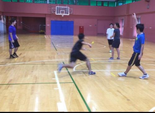 川崎パーソナルトレーニング アスリート向きクィックネス
