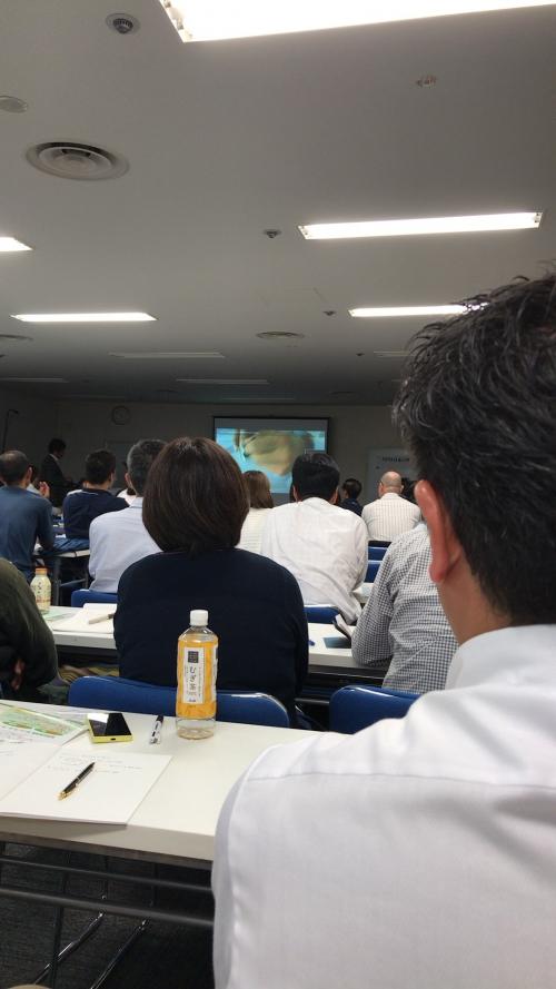 勉強会に参加(NPO日本ハウスクリーニング協会)