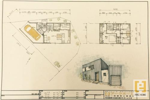アークホーム新築注文住宅で夢や理想、想いを叶える間取りづくり