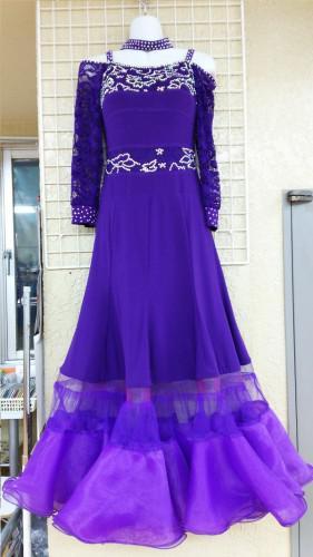 新しいドレス