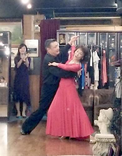 『ダンスを楽しむ会』