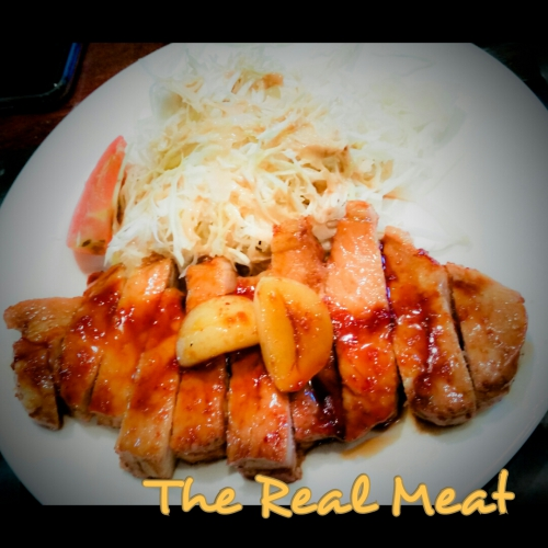 THE REAL MEATさん〜お肉〜