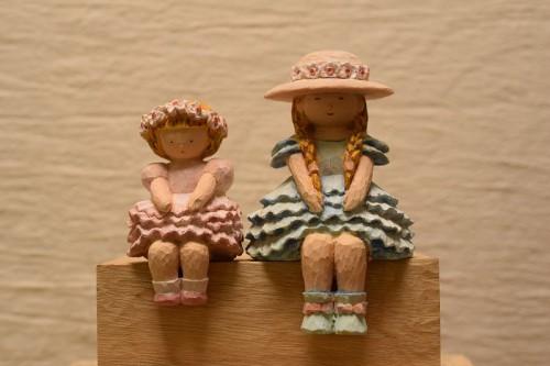 横浜の趣味の木彫り