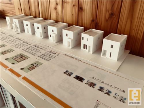 アークホームの選んで建てる新築住宅☆セレクトボックス☆