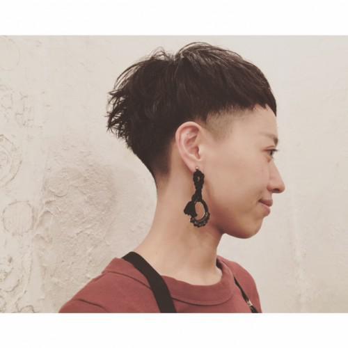ショートヘア / 代官山 美容室