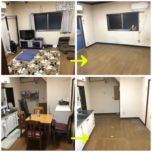 東京都 お部屋の整理 粗大ゴミ 不用品回収サポート