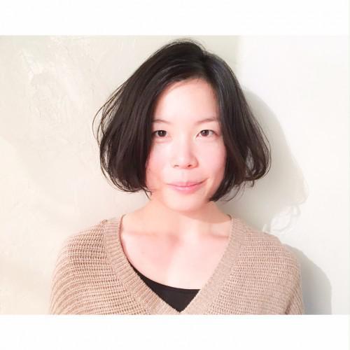 くせ毛もしっかりまとまるカット!代官山恵比寿美容室