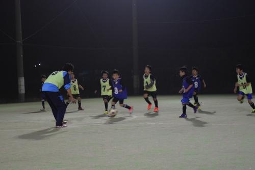 1年生 水戸市サッカースクール