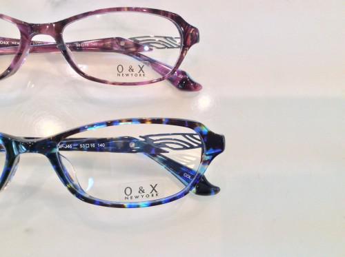 眼鏡のブランド O&X