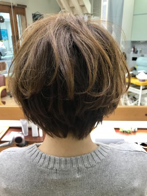 ゆるふわっボブスタイル☆  調布美容室