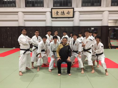 登戸整体 東大少林寺拳法部フィジカルトレーニングセミナー