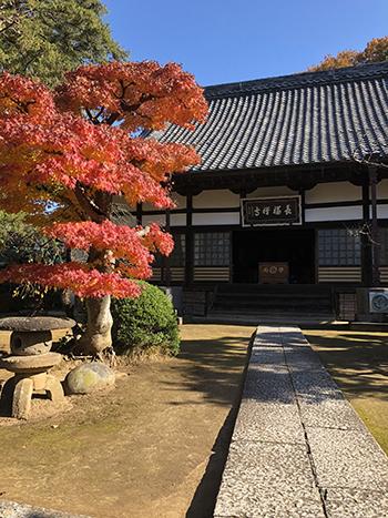戸塚の長福寺
