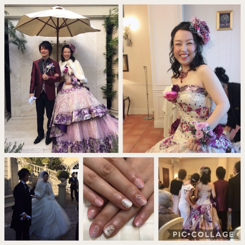 ☆お客様の結婚式☆