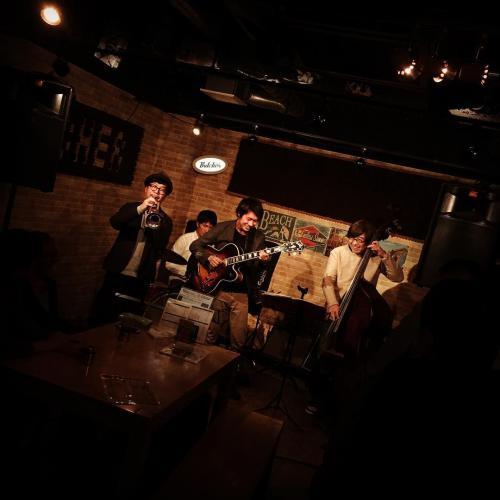 Hardboiled Jazz Quartet