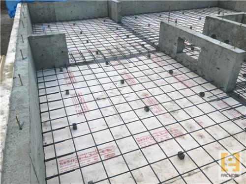 ☆新築戸建物件☆江別市建築中現場情報を更新!土間配筋検査♪