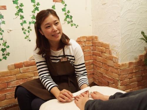 4/30(水)限定☆つるつるの足裏に!フットケアキャンペーン