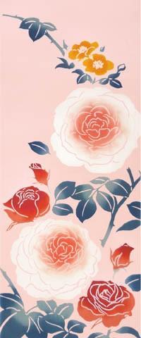 若さや美を象徴する花