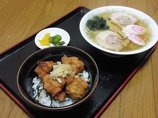 麺増量サービスDAY!