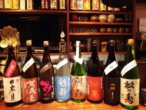 日本酒の今週の再入荷は賀儀屋・古伊万里・風の森・松の寿です