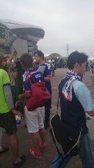 サッカー日本代表試合