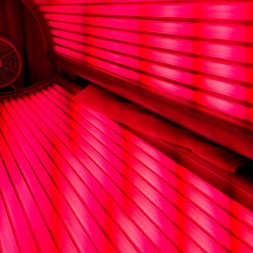 光コラーゲンマシンはピンク色♪
