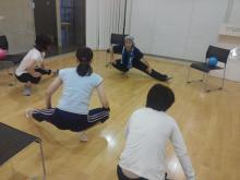 「クビレる体操教室」開催しました!
