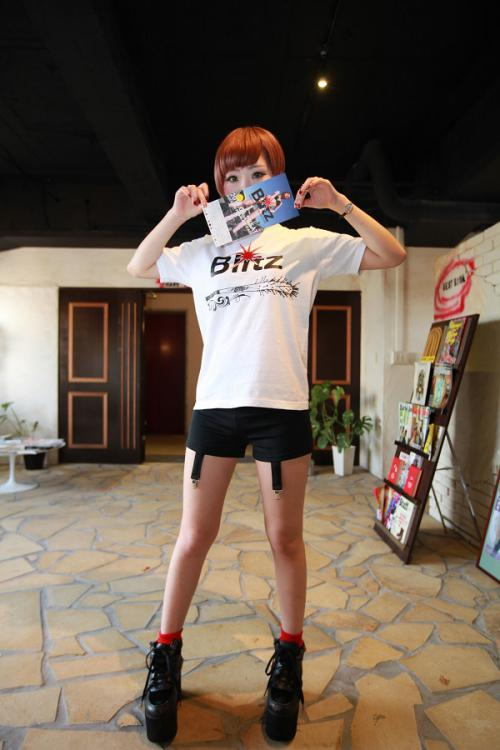 BLITZ Tシャツ
