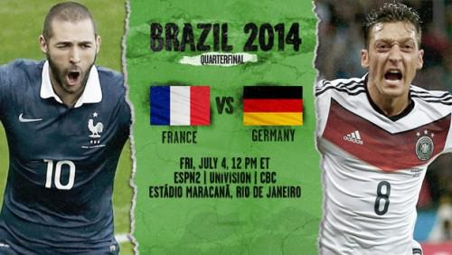 World Cup!!準々決勝!!