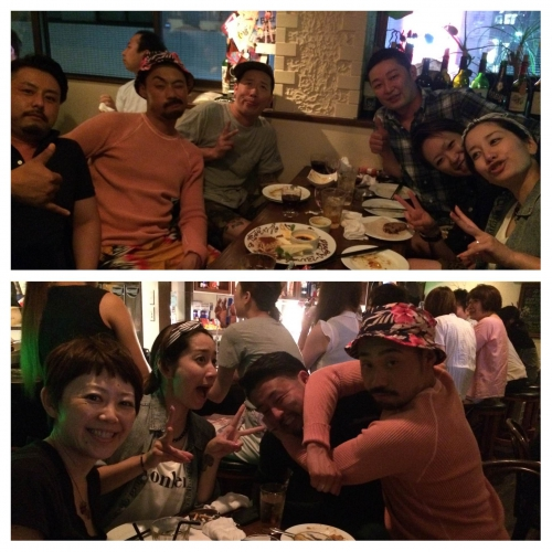 yuzoさん HappyBirthday  2014.7.5