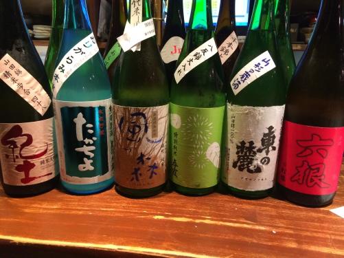 続・入荷日本酒!「紀土」「たかちよ」「風の森」「春霞」!