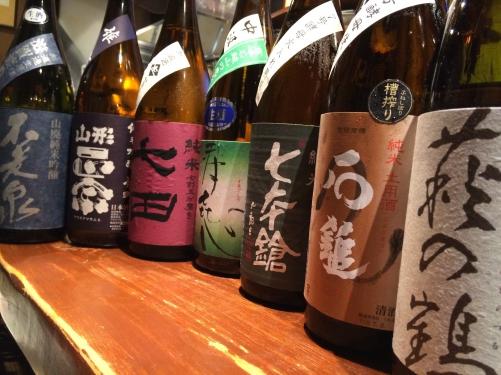 今週の日本酒「石鎚」「七本鎗」「七田」「山形正宗」入荷!