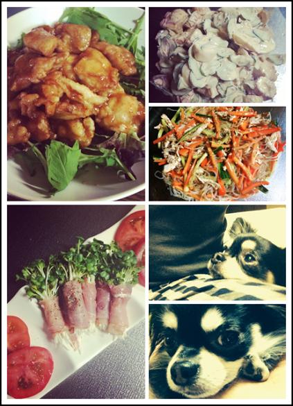 ☆久しぶりに。。。ご飯作ってみた☆(*´з`)