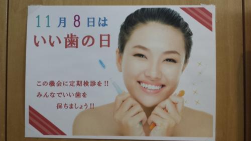 足利歯科医療情報予防歯科いい歯の日