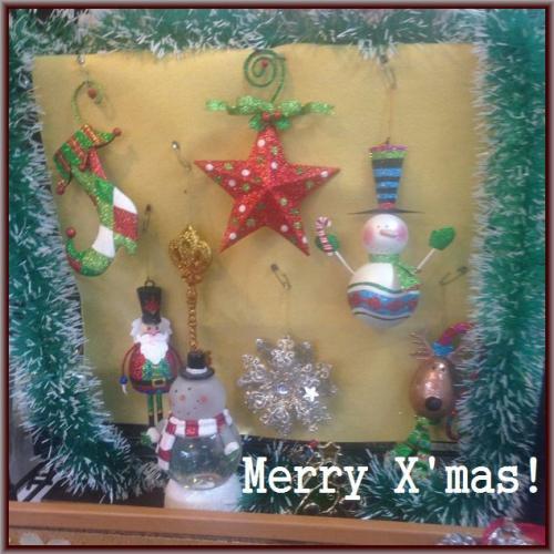 ハワイのお土産☆クリスマスデコレーション