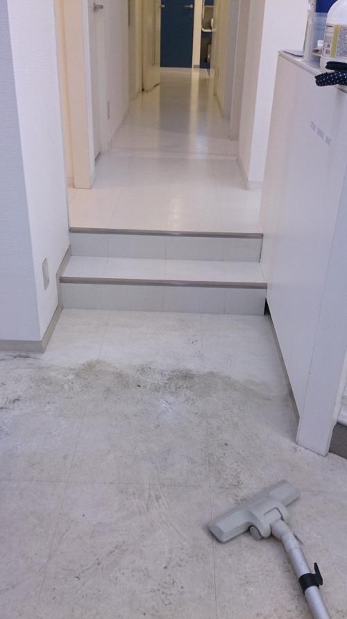 渋谷区で病院の床定期清掃