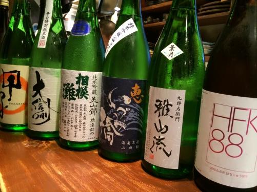 今週の日本酒!(陸奥八仙・いづみ橋・大信州)