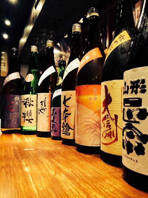今週の新着日本酒(山形正宗・大信州・富久長・天吹)
