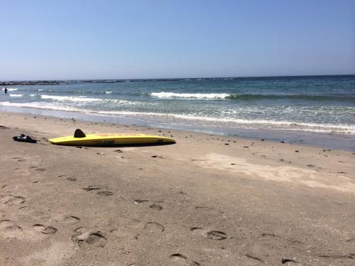 夏休みの海と日焼け対策アロマスプレー