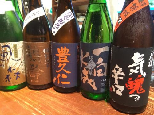 今週入荷の日本酒!(刈穂・一白水成・鶴齢・風の森)